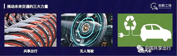 李开复谈未来交通:解决拥堵三大推动力,共享出行、无人驾驶、电动汽车