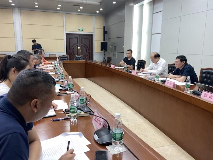 李刚副会长带队赴唐山市 开展共享出行调研